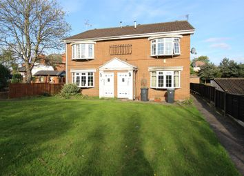 Thumbnail 2 bed maisonette for sale in Bessell Lane, Stapleford, Nottingham