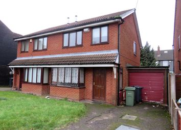 3 bed semi-detached house for sale in Greadier Street, Willenhall WV12
