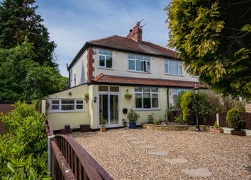 Thumbnail 3 bed semi-detached house for sale in Southport Road, Lydiate, Liverpool