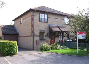 Thumbnail 2 bed end terrace house to rent in Cypress Gardens, Bicester