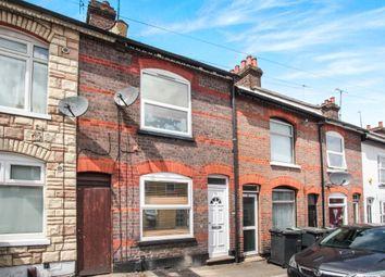 Thumbnail 2 bedroom terraced house for sale in Tavistock Street, Luton
