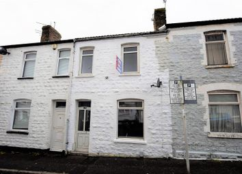 Thumbnail 2 bed terraced house to rent in Evans Street, Barry
