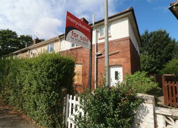 Thumbnail 3 bed end terrace house for sale in Waverley Avenue, Balby, Doncaster, South Yorkshire