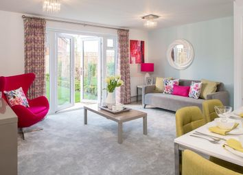 """Thumbnail 3 bed terraced house for sale in """"Folkestone"""" at Lancaster Avenue, Watton, Thetford"""