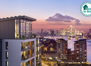 Thumbnail 1 bedroom flat for sale in Woolwich High Street, London