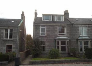 Thumbnail 2 bed flat to rent in Abergeldie Road, Aberdeen