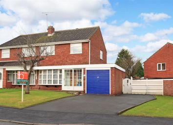 Thumbnail 3 bedroom semi-detached house for sale in Broomfield Road, Admaston, Telford