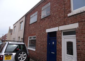 Thumbnail 3 bed terraced house for sale in Queen Street, Newbiggin-By-The-Sea