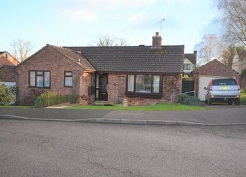 Thumbnail 3 bedroom detached bungalow for sale in Lockyer Crescent, Tiverton