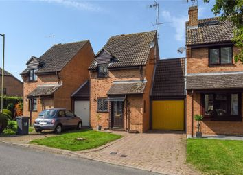 Thumbnail 3 bed link-detached house for sale in Ellenborough Close, Bishop's Stortford, Hertfordshire