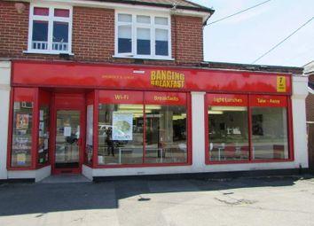 Thumbnail Restaurant/cafe for sale in 5 Milton Green, New Milton