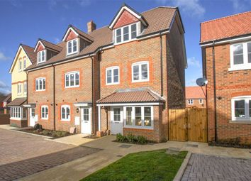 Thumbnail 4 bed town house for sale in Silent Garden, Liphook, Hampshire