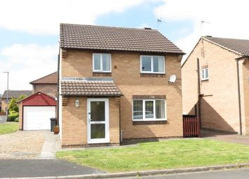 Thumbnail 3 bedroom detached house to rent in Mallard View, Malton