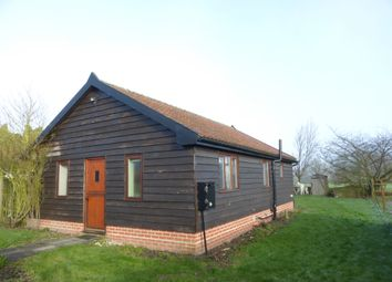 Thumbnail 1 bed detached bungalow for sale in Lower Street, Gissing, Diss