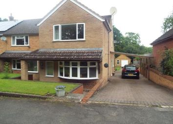 Thumbnail 4 bed semi-detached house for sale in Rescue Copse, Spring Hill, Colliers Way, Coventry