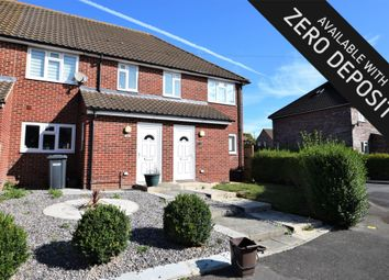 Thumbnail 3 bed semi-detached house to rent in Abbotts Road, Eastleigh