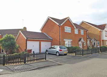 4 bed detached house for sale in Caburn Close, Eastbourne BN23