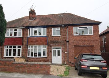 Thumbnail 5 bed semi-detached house for sale in Woodland Drive, Worksop