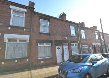 Thumbnail 2 bed terraced house to rent in Homer Street, Northwood, Stoke-On-Trent