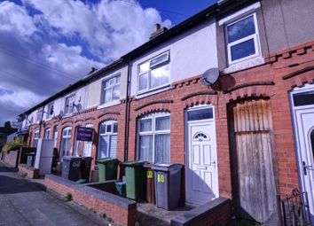 Thumbnail 3 bedroom terraced house to rent in Burleigh Road, Wolverhampton, West Midlands