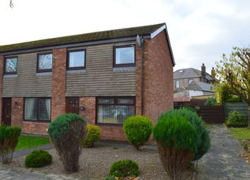 Thumbnail 3 bed end terrace house for sale in Crosthwaite Terrace, Tweedmouth, Berwick Upon Tweed, Northumberland