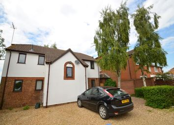 Thumbnail 1 bed flat to rent in Lindisfarne Way, Thrapston, Kettering
