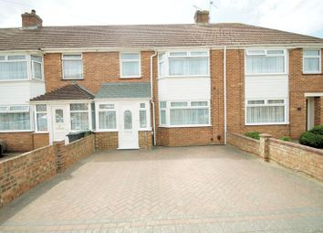 Thumbnail 3 bedroom terraced house for sale in Raymond Road, Portsmouth
