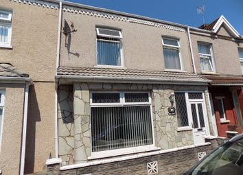 Thumbnail 3 bed terraced house for sale in New Street, Aberavon, Port Talbot, Neath Port Talbot.