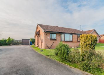 Thumbnail 2 bedroom semi-detached bungalow for sale in Ash Dale Road, Warmsworth, Doncaster