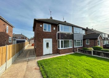 Thumbnail 3 bed semi-detached house to rent in Dargle Avenue, Doncaster