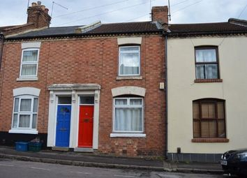 Thumbnail 3 bedroom terraced house to rent in Spencer Road, The Mounts, Northampton