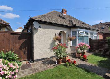 Thumbnail 1 bed semi-detached bungalow for sale in White Hart Lane, Portchester, Fareham