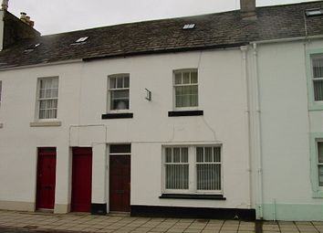 Thumbnail 3 bed terraced house for sale in 53 High Street, Gatehouse Of Fleet