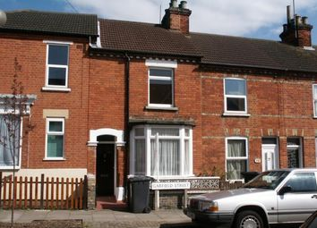 Thumbnail 3 bed end terrace house to rent in Garfield Street, Bedford