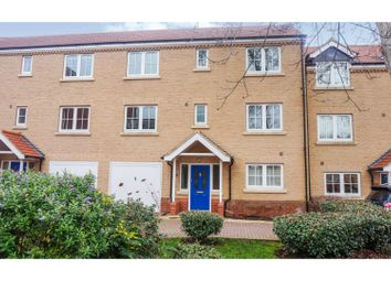 Thumbnail 5 bed terraced house for sale in Walnut Mews, Peterborough