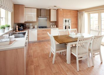Thumbnail 4 bedroom detached house for sale in Plots 46 The Poulton, Stanley Park, Off Long Down Avenue, Cheswick, Stoke Gifford, Bristol