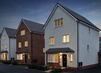 """Thumbnail 4 bed detached house for sale in """"The Nicholson B - Type 2"""" at Roundstone Lane, Angmering, Littlehampton"""