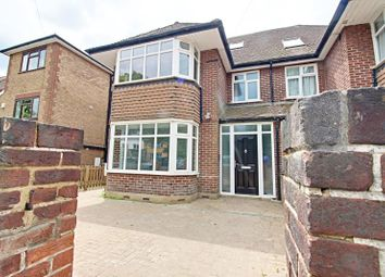 Thumbnail 5 bedroom semi-detached house to rent in East End Road, Finchley
