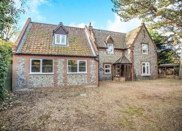 Thumbnail 4 bedroom detached house for sale in East Runton, Cromer, Norfolk