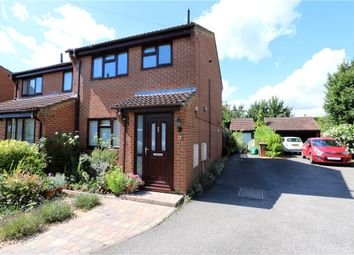 Thumbnail 3 bed semi-detached house for sale in Jacobs Close, Romsey, Hampshire