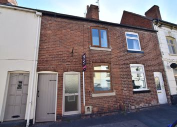 Thumbnail 2 bed terraced house for sale in Leicester Road, Loughborough