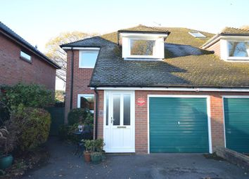 Thumbnail 4 bed semi-detached house for sale in Gold Mead Close, Lymington