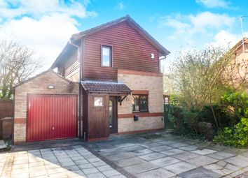 Thumbnail 3 bedroom detached house for sale in Derwood Grove, Werrington, Peterborough