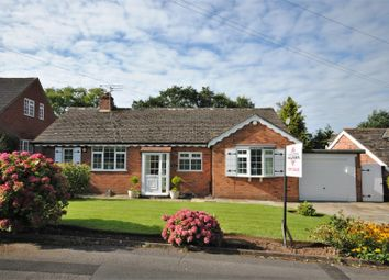 Thumbnail 3 bed detached bungalow for sale in Peters Close, Prestbury, Macclesfield