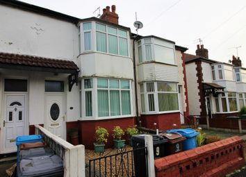 Thumbnail 2 bedroom terraced house to rent in Shaftesbury Avenue, Blackpool, Lancashire