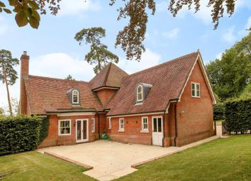 Thumbnail 4 bedroom detached house to rent in Wyfold Estate, Kingwood