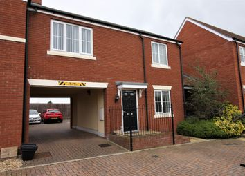 Thumbnail 1 bedroom flat for sale in Cavell Drive, Copthorne, Shrewsbury
