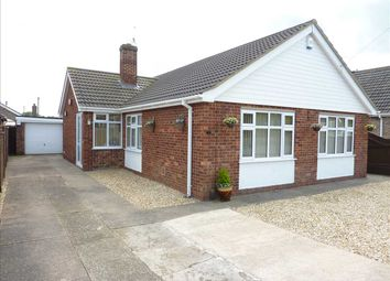 Thumbnail 3 bed detached bungalow for sale in Yarborough Close, Holton Le Clay, Grimsby