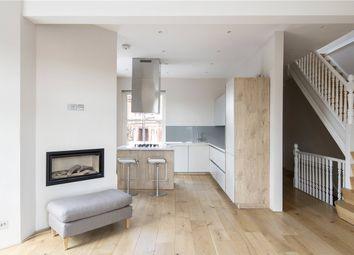 Hillside Road, London SW2. 3 bed maisonette for sale