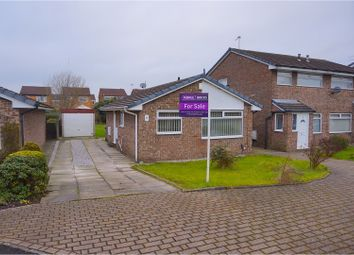 Thumbnail 2 bedroom detached bungalow for sale in Ashfield, Manchester